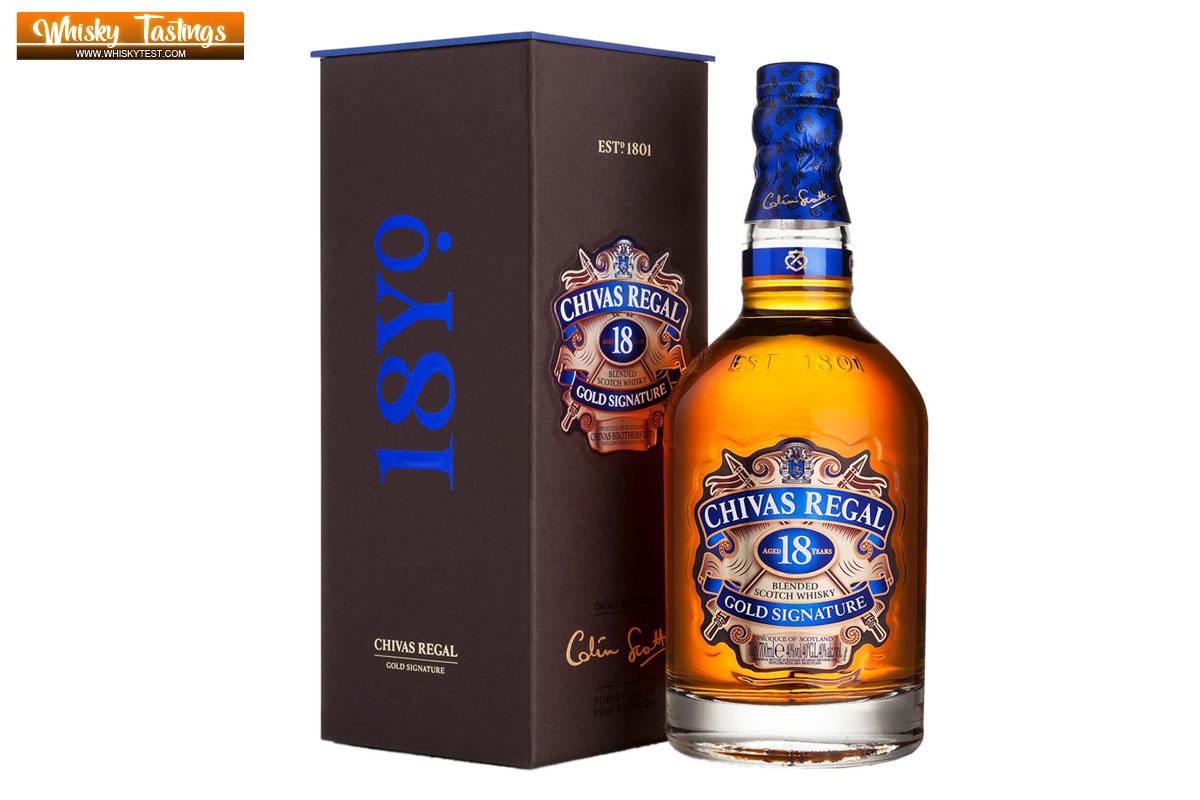Chivas Regal 18 Jahre Scotch Whisky