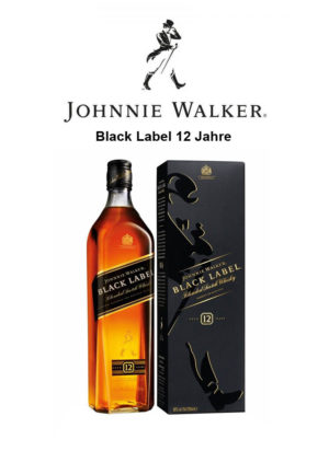 Johnnie Walker Black Label 12 Jahre im Test