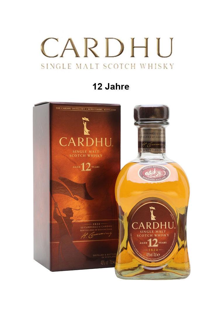 Cardhu 12 Jahre Single Malt im Test
