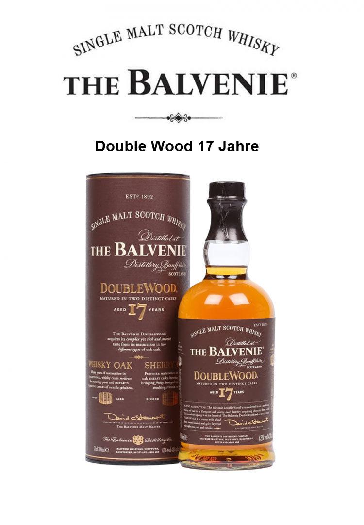 Balvenie Double Wood 17 Jahre im Test