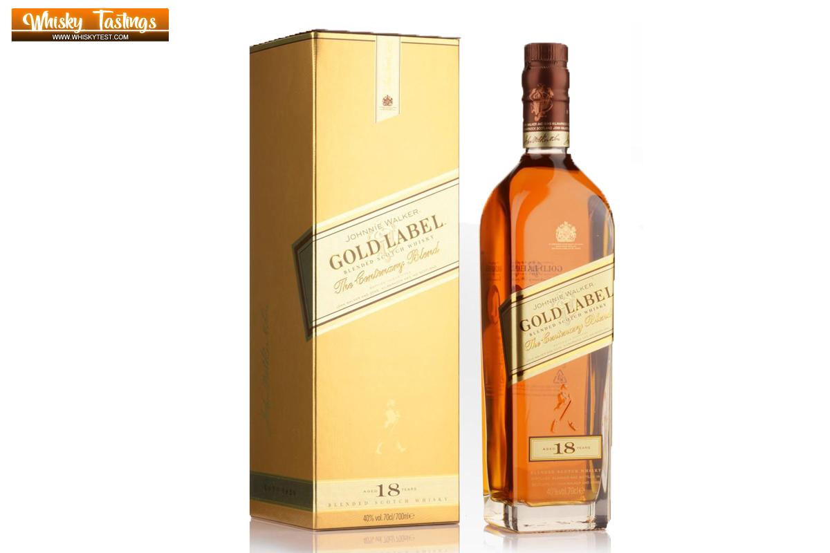 Johnnie Walker Gold Label 18 Jahre im Test