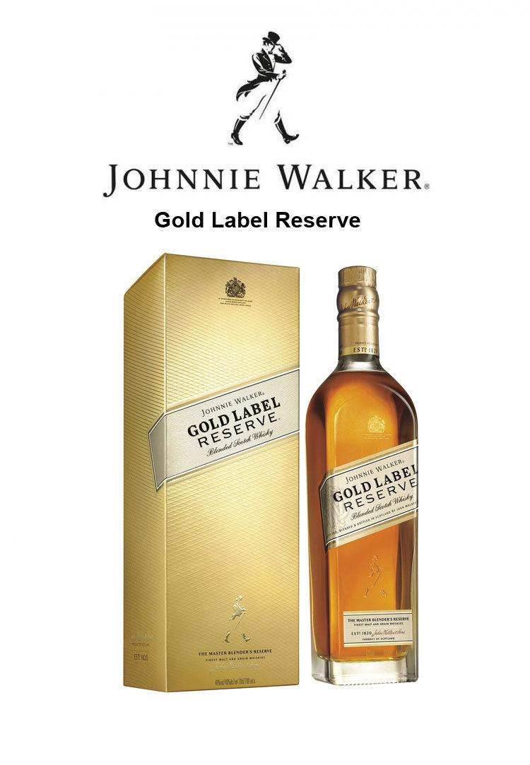 Johnnie Walker Gold Label Reserve im Test