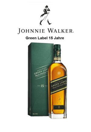 Johnnie Walker Green Label 15 Jahre im Test