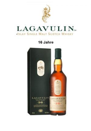 Lagavulin 16 Jahre Islay Single Malt im Test