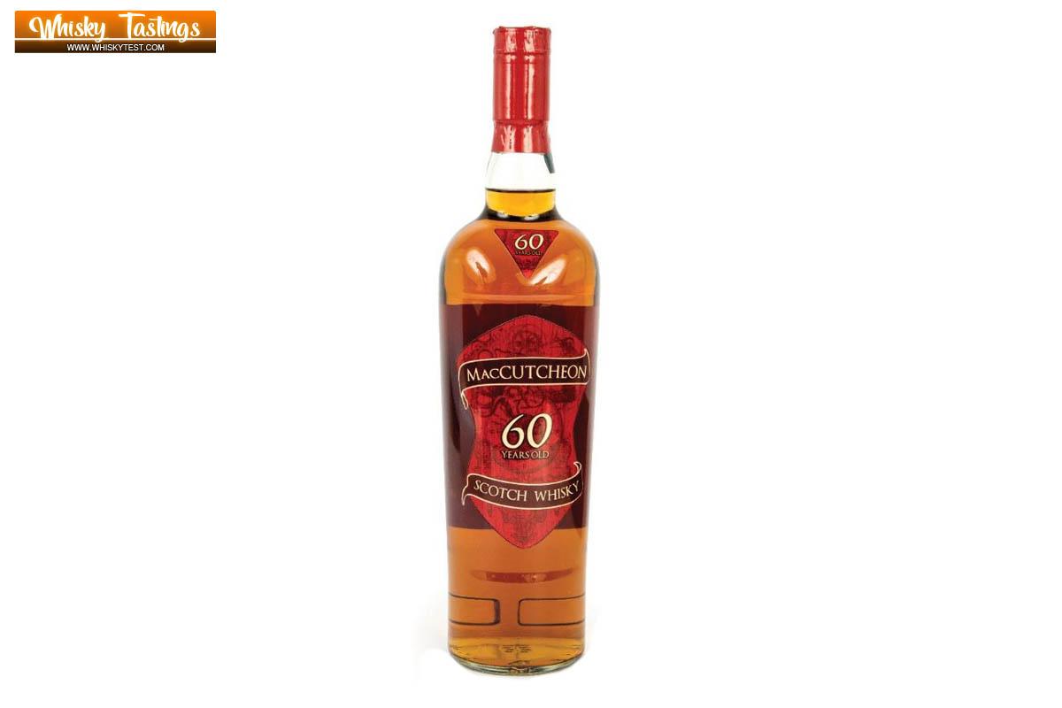 MacCutcheon 60 Jahre Single Malt Whisky im Test