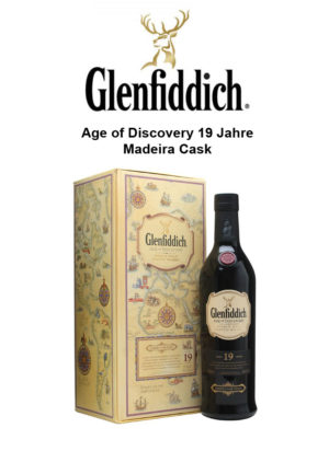 Glenfiddich 19 Jahre Age of Discovery Madeira Cask Finish im Test