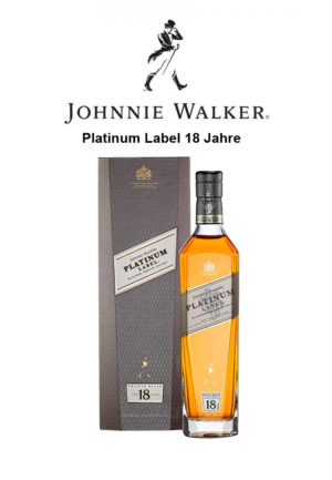 Johnnie Walker Platinum Label 18 Jahre