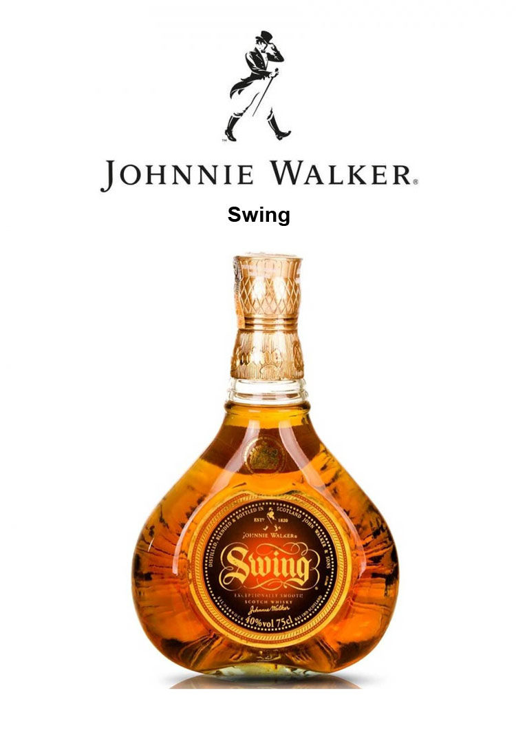Johnnie Walker Swing im Test