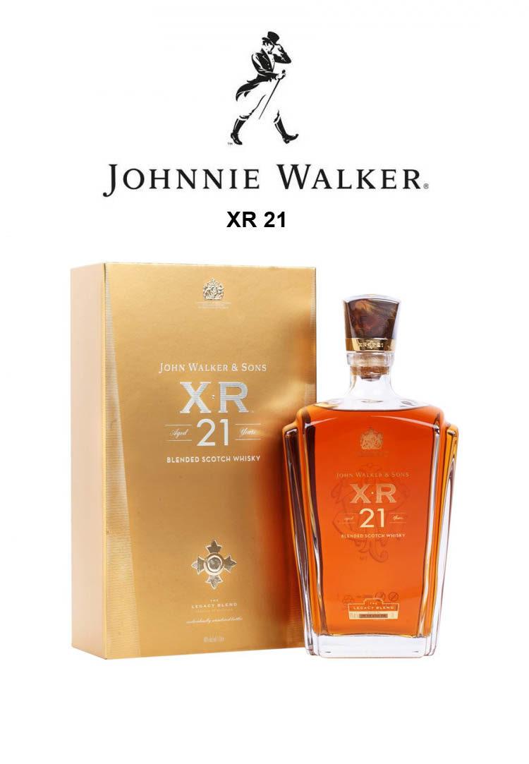 Johnnie Walker XR 21 im Test